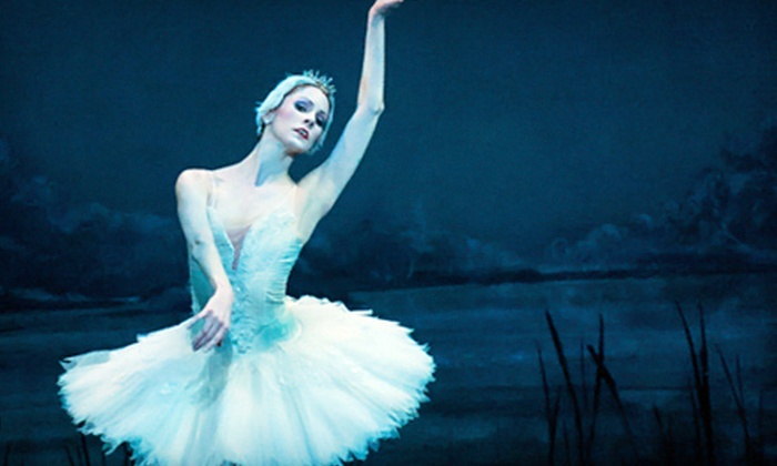 """Swan Lake"" presented by the Saint Louis Ballet - Normandy: Ticket to See Saint Louis Ballet's ""Swan Lake"" at Touhill Performing Arts Center (Up to 51% Off). 12 Options Available."