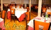 Alex Bistro - Hawthorne: $15 for $30 Worth of Authentic Italian Fare and Drinks at Alex Bistro in Hawthorne