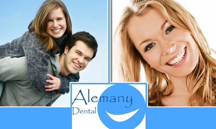 Alemany Dental - Ingleside Heights: $179 Zoom! Teeth Whitening with Alemany Dental