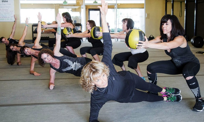 So Cal Boot Camp - Multiple Locations: Boot-Camp Sessions with Optional 28-Day Weight-Loss Challenge at So Cal Boot Camp (Up to 84% Off).