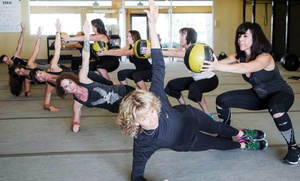 So Cal Boot Camp: Boot-Camp Sessions with Optional 28-Day Weight-Loss Challenge at So Cal Boot Camp (Up to 84% Off).