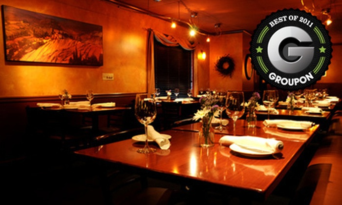 Bistro on Main - Kent: Bistro Cuisine for Dinner or Lunch at Bistro on Main (Half Off)