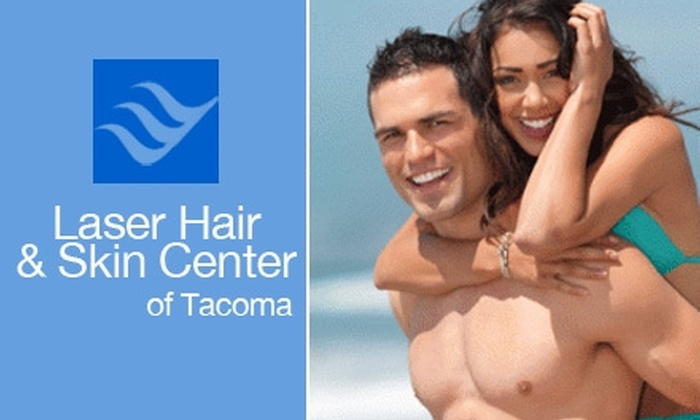 Laser Hair & Skin Center of Tacoma - New Tacoma: $99 for $750 Worth of Laser Hair-Removal Treatments at Laser Hair and Skin Center of Tacoma
