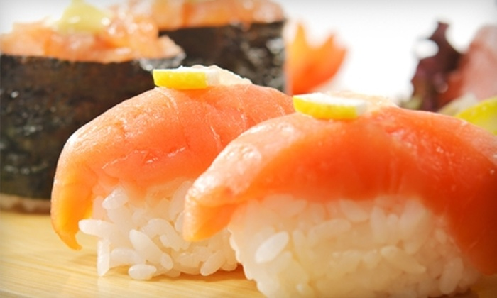 Sake Japanese Restaurant - Virginia Beach: $10 for $20 Worth of Japanese Fare at Sake Japanese Restaurant in Virginia Beach