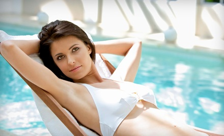 6 Sessions of Laser Hair-Removal Sessions on a Small Area (up to a $1050 value) - The Skin Clinic NY in Huntington