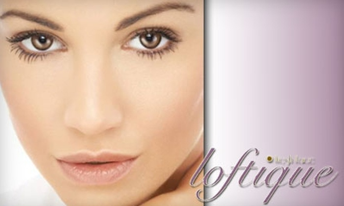 Fresh Face Loftique - White Bear Lake: $40 for One-Hour Facial at Fresh Face Loftique in White Bear Lake ($80 Value)
