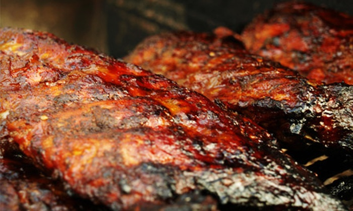 Smokey's BBQ - Wellsville: $14 for $28 Worth of Barbecue Fare at Smokey's BBQ in Wellsville
