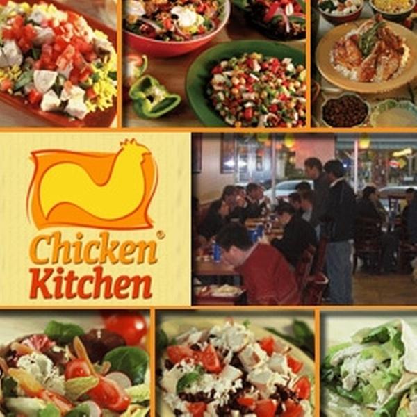 Chicken Kitchen Rice Village Houston