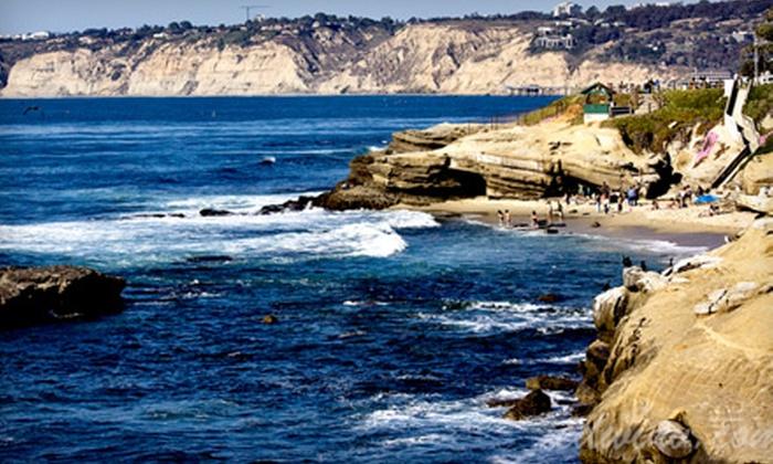San Diego Excellent Adventures - Village: $25 for a La Jolla Walking Tour from San Diego Excellent Adventures ($55 Value)