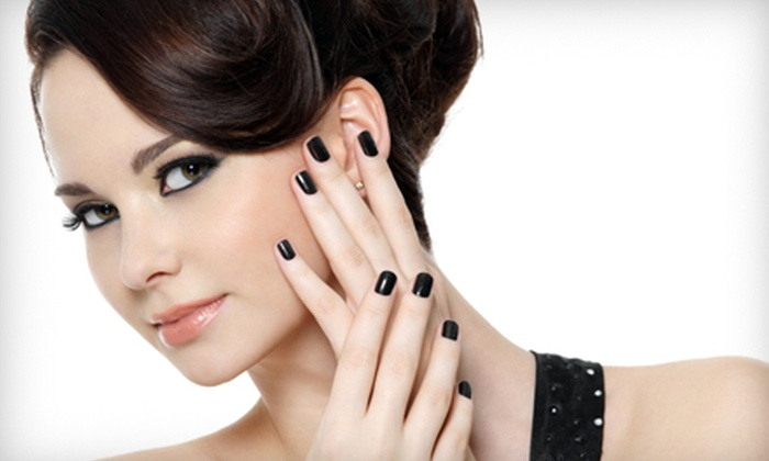 Chrysalis Salon - Glendale: Classic Manicure and Pedicure, Facial, or Facial Package with Basic or Shellac Mani-Pedi at Chrysalis Salon in Glendale (Up to 63% Off)