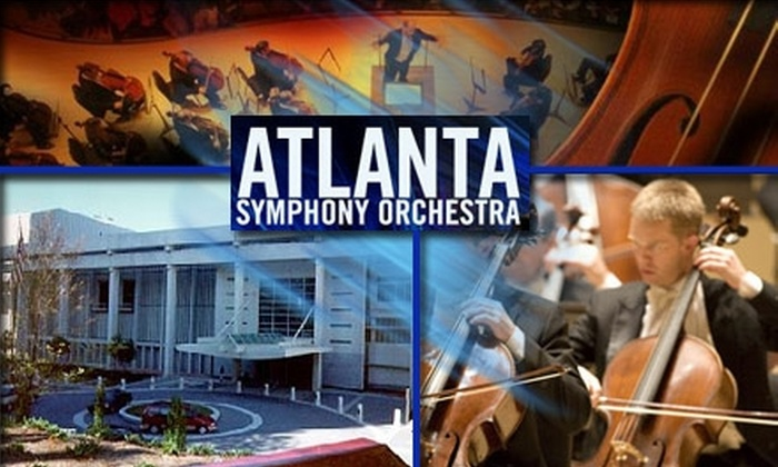 """Atlanta Symphony Hall - Midtown: $28 Tickets to Holiday Concerts at the Atlanta Symphony Orchestra (Up to $53 Value). Buy Here for """"Handel's Messiah."""" See Below for Additional Concerts."""