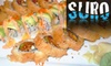 Suro - Oldsmar: $15 for $30 Worth of Sushi, Drinks and More at Suro