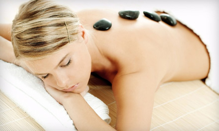 Sideline Massage - Forest Lake: $57 for a 90-Minute Hot-Stone Massage at Sideline Massage in Forest Lake ($115 Value)
