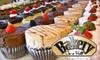 Bakery on a Hill - Cedar Hill: $15 for One Dozen Cupcakes from Bakery on a Hill in Cedar Hill (Up to $33 Value)
