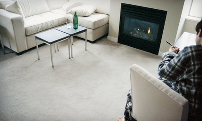 Sam's Carpet Care - Chugiak: Premium Carpet Cleaning for Two or Four Rooms and a Hallway from Sam's Carpet Care (Up to 66% Off)