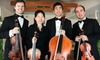 Celtic Christmas Extravaganza - Barre: $11 for One Ticket to a Boston String Quartet Holiday Concert at the Barre Opera House on December 22 (Up to $22 Value)