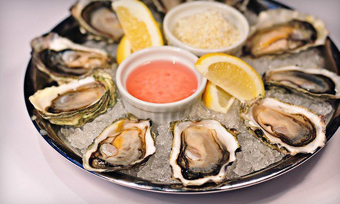 Cork & Fin - Downtown Eastside: $85 for an Oyster Shucking and Fish Butchery Class Including Dinner and Take-Home Seafood at Cork & Fin ($170 Value)