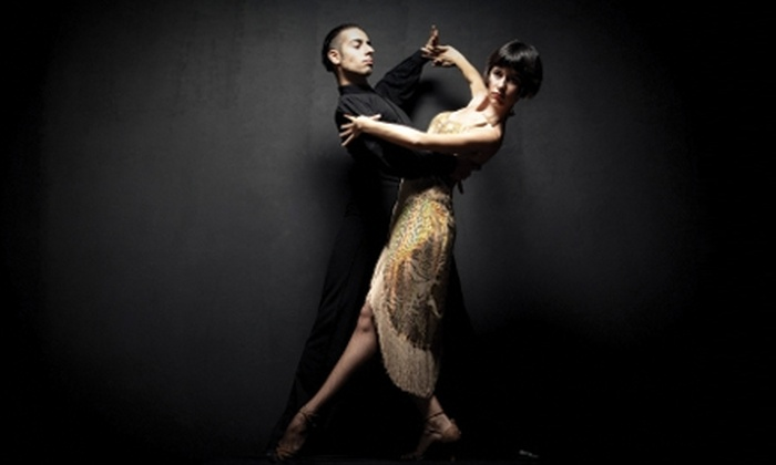 Simply Ballroom - Park East Inc.: $20 for Two Months of Unlimited Classes at Simply Ballroom ($120 Value)