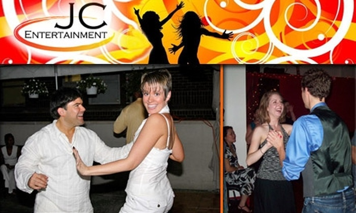JC Entertainment - Short North: $49 for a One-Hour Private Dance Lesson for Two at JC Entertainment ($100 Value)