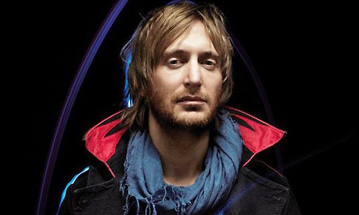 The Fillmore - Downtown: Two Tickets to See David Guetta at The Fillmore Detroit on December 6 at 6:30 p.m. (Up to $58 Value)