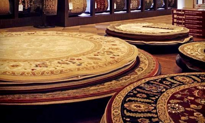 Korkmaz Rugs & Flooring - East Rutherford: Area Rugs, Flooring, or Rug Cleaning at Korkmaz Rugs & Flooring in Rutherford (Up to 75% Off). Four Options Available.