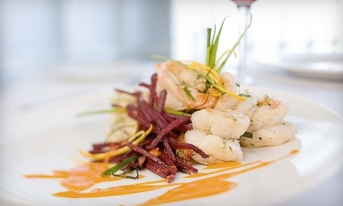 Undercurrent Restaurant - Downtown: $30 for $60 Worth of Fine Dinner Cuisine at Undercurrent Restaurant
