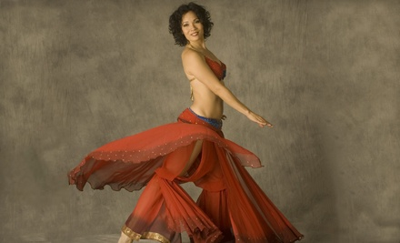 3 Belly-Dance or Late-Night fitness Classes (a $45 value) - Silk Road Studios in Phoenix
