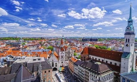 Schlemmertour rund um den Viktualienmarkt für 1 oder 2 Personen bei Munich Walk Tours