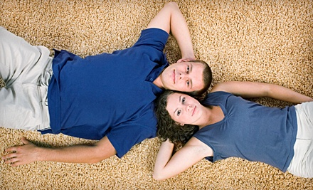 Carpet Cleaning for Three Rooms or up to 400 sq. ft. (a $140 value) - C4 Carpet Care in