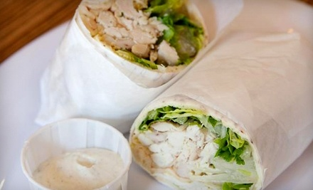 $10 groupon to Chicken Dijon Rotisserie & Grill - Chicken Dijon Rotisserie & Grill in Los Angeles