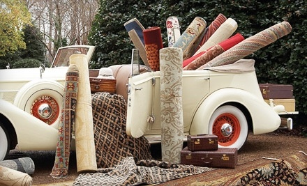 $150 Groupon to Capel Rugs - Capel Rugs in Cordova