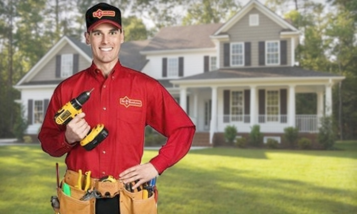Mr. Handyman of Metropolitan Washington - Downtown - Penn Quarter - Chinatown: $127 for Two Hours of Handyman Services from Mr. Handyman of Metropolitan Washington ($254 Value)