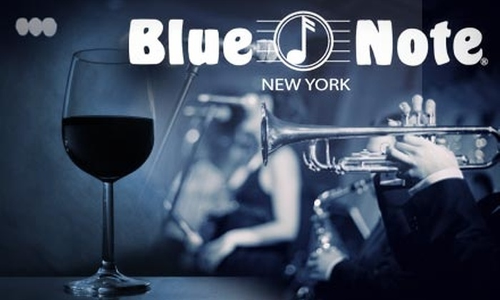 Blue Note Jazz Club - Greenwich Village: Ticket to Jazz in July Festival or Sunday Brunch at Blue Note Jazz Club. Choose from Three Options.