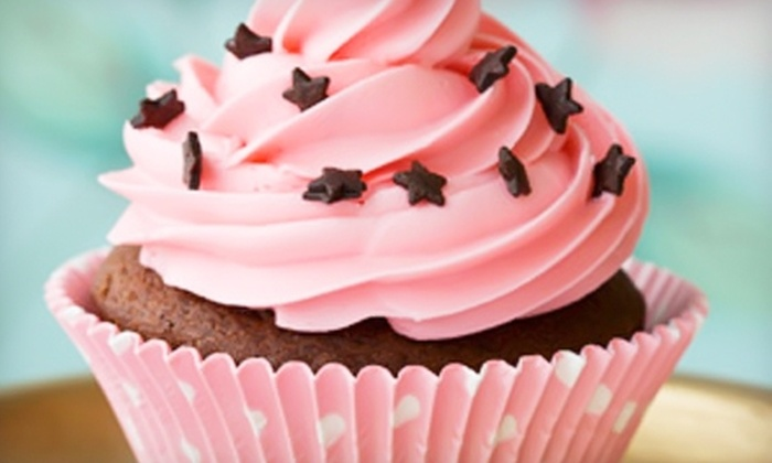The Cupcake Factory - Kissimmee: $10 for $20 Worth of Delivered Cupcakes from The Cupcake Factory