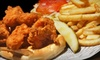 Salty Nut Cafe - Five Points: Casual American Meal with Appetizers and Beer for Two or Four at Salty Nut Cafe (Up to 58% Off)
