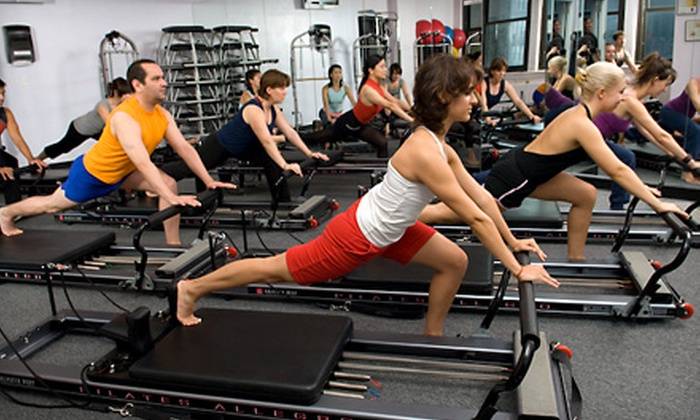 Pilates Reforming New York - Multiple Locations: $48 for Three Classes and Introduction at Pilates Reforming New York (Up to $96 value)