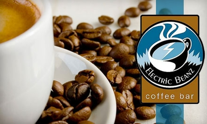 Electric Beanz Coffee Bar - Fuquay-Varina: $2 for $6 Worth of Coffee, Smoothies, Tea, and More at Electric Beanz Coffee Bar