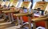 Boom Fitness - Multiple Locations: One-, Three-, or Six-Month Gym Membership Plus One Personal-Training Session at Boom Fitness (Up to 84% Off)