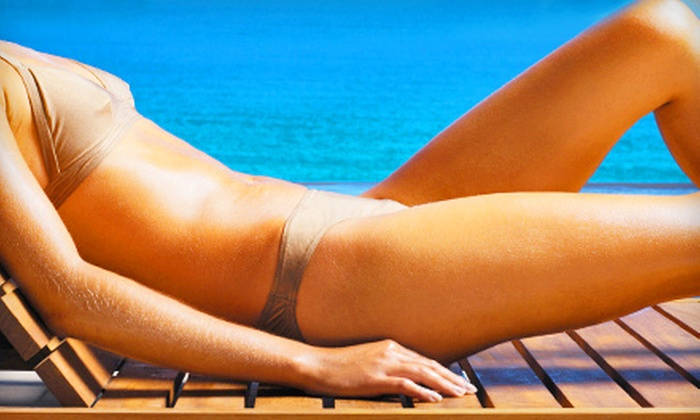 Westlake Wellbeing - West Lake Hills: Ultimate Airbrush Tanning Package or Airbrush Tan at Westlake Wellbeing