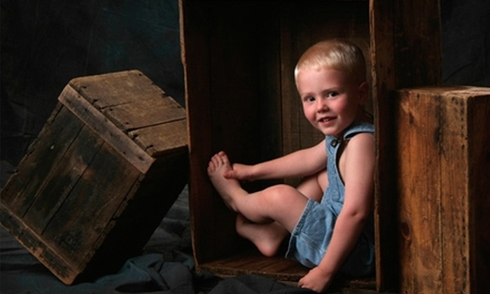 Fitz-Symms Photography - Harrisburg: $49 for a Children's Portrait Package from Fitz-Symms Photography ($220 Value)
