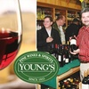 Half Off at Young's Fine Wines & Spirits