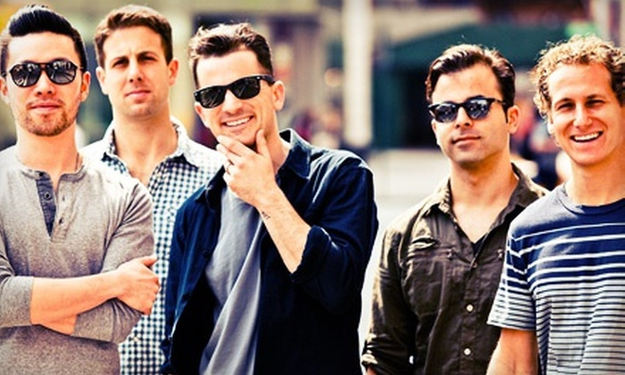 O.A.R. - Mizner Park Amphitheater: $24 to See O.A.R. at Mizner Park Amphitheater on Friday, November 15, at 7 p.m. (Up to $47.35 Value)
