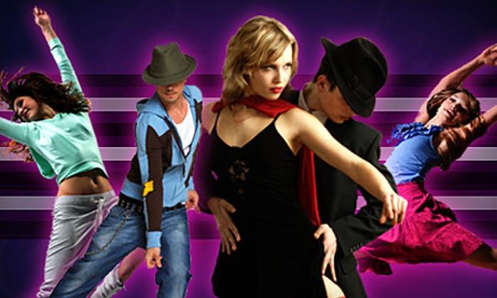 Celeste Dance Studio - Evergreen Park: Four Classes for One or Two at Celeste Dance Studio in Evergreen Park