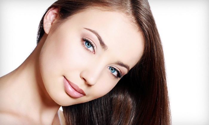 Scissors Rox Paper - Paradise Valley: $50 Worth of Hair and Skin Services