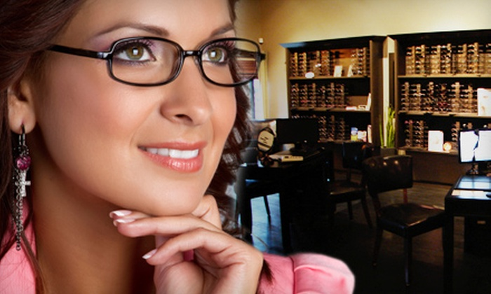 Eye Designs Optical & Vision Care - Tampa Bay Area: $50 for an Eye Exam ($140 Value) and $150 Toward Eyewear at Eye Designs Optical & Vision Care in St. Petersburg