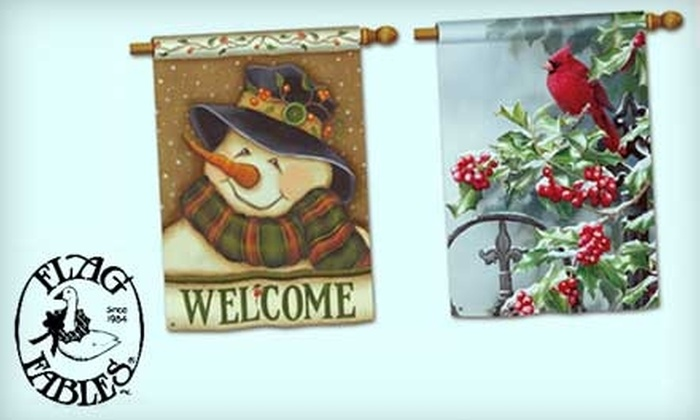 Flag Fables: $15 for $30 Worth of Decorative Items from Flag Fables