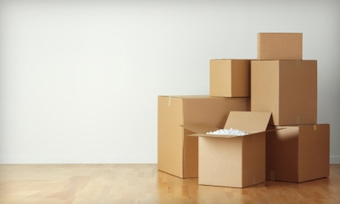 Bee's Moving and Storage - Multiple Locations: $55 for One Hour of Moving Services with Two Workers from Bee's Moving and Storage (Up to $120 Value)