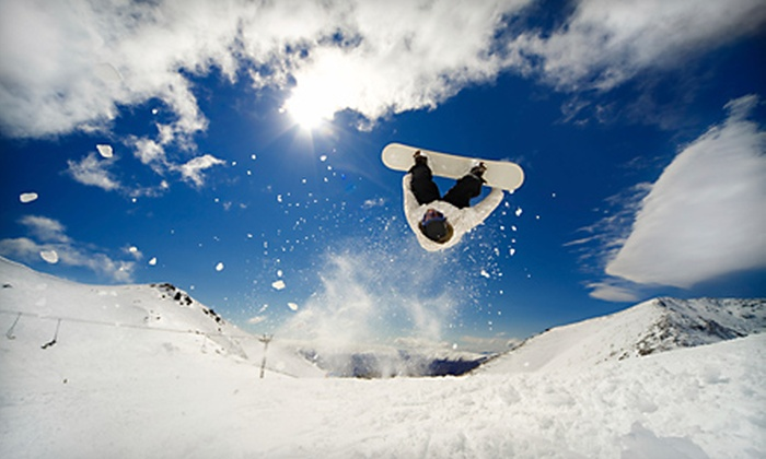 The Ski Bum - Multiple Locations: $25 for $50 Worth of Ski and Snowboard Gear and Apparel at The Ski Bum
