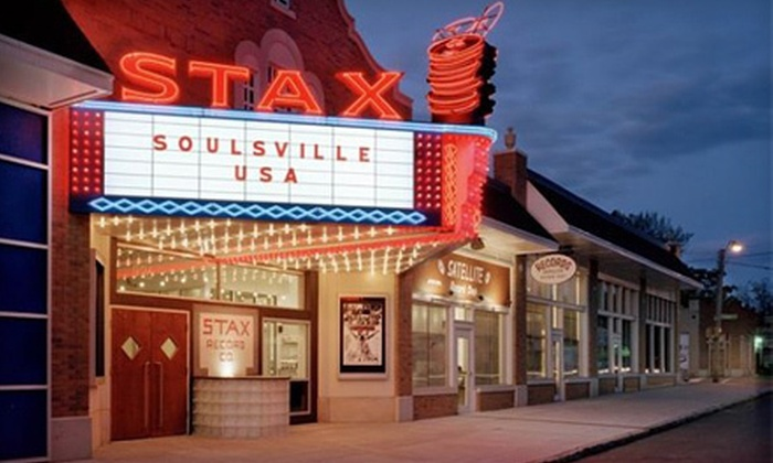 Stax Museum of American Soul Music - Memphis: Individual, Couple, or Family Membership to Stax Museum of American Soul Music (Up to 52% Off)