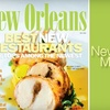 """$10 """"New Orleans"""" Magazine Subscription"""